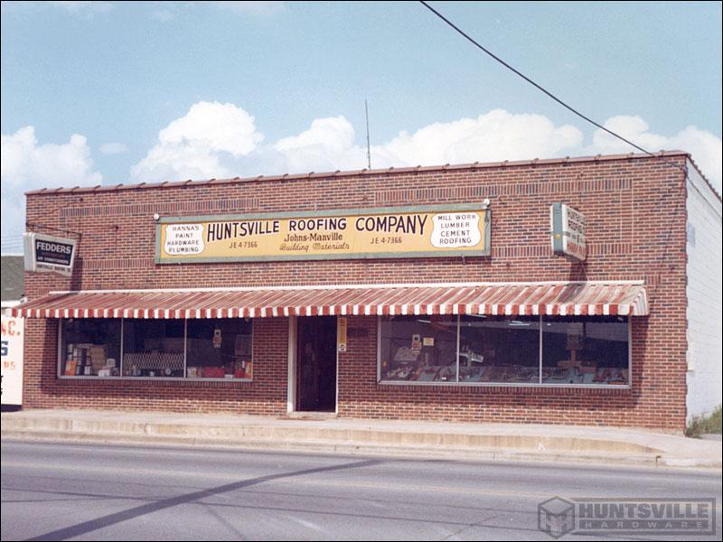 ... Huntsville Roofing Company.