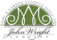 John Wright Company cast iron
